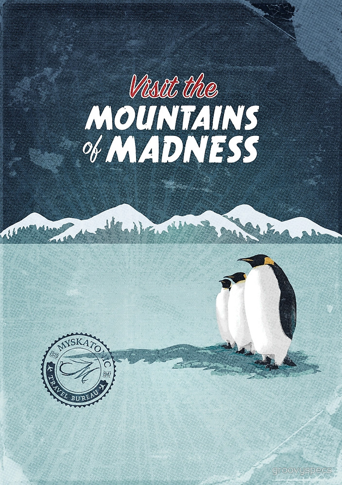 Visit the Mountains of Madness